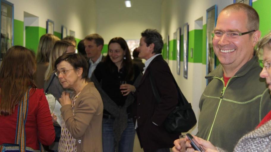 Eröffnung der Ausstellung zu Flüchtlingen © Fraktion