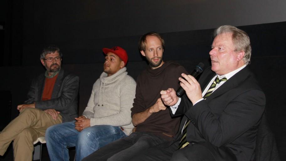 Axel Vogel, Jano, Daniel Abma, Wolf-Dietrich Voigt