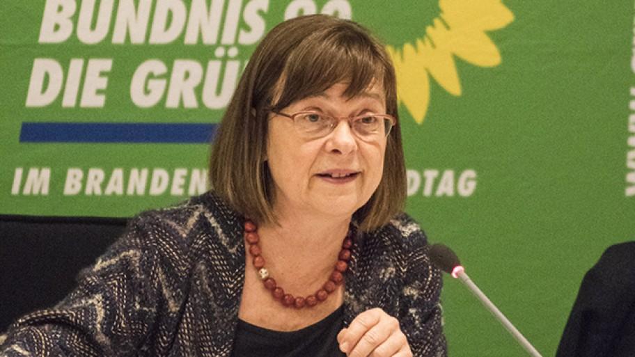 Ursula Nonnemacher, Foto: Laura Englert/Fraktion