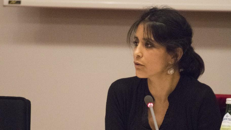Diana Gonzalez Olivo, Foto: Laura Englert/Fraktion