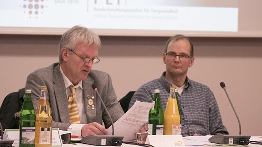 Rolf Graf, Reinhard Jung