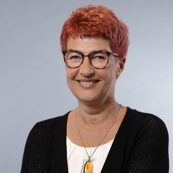 Porträt von Carla Kniestedt