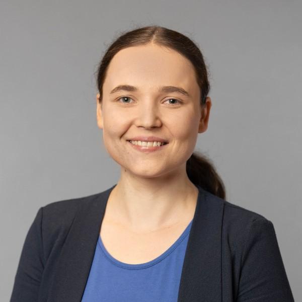 Porträt von Marie Schäffer