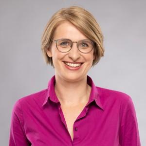 Porträt von Dr. Anna Fichtmüller