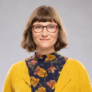 Porträt von Anna Lena Alfter