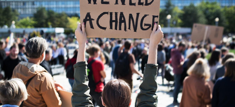 We Need a Change - Klimademo