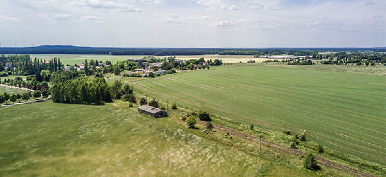 Ackerlandflächen von oben © www.ideengruen.de I dipl.-ing. markus pichlmaier