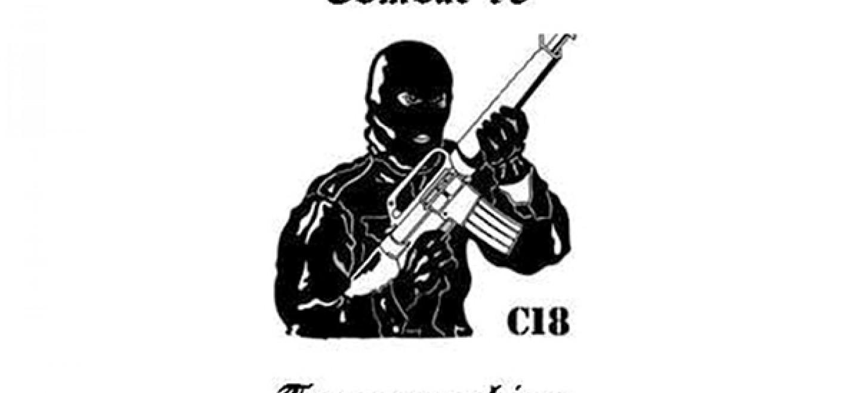 c18-Logo mit Zeichnung wie auf Piatto-Briefbögen